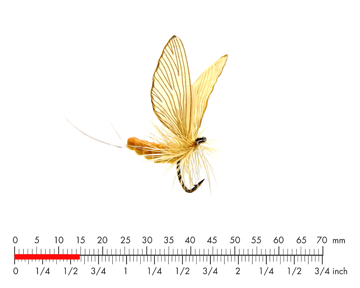 Picture of Mayfly Dun 3 Sulphur