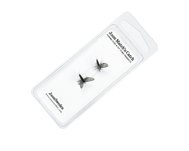 Picture of 2 Pack Mayfly Dun 4 Black