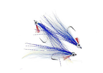 Picture of Deceiver Blue/White #6