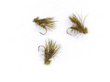 Bild på Elkhair Caddis Olive Green #12