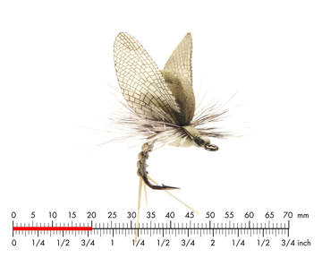 Immagine di Mayfly Emerger 2 Light Olive