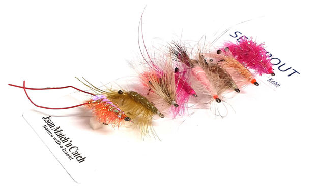 Picture of Sea Trout Shrimp No.1