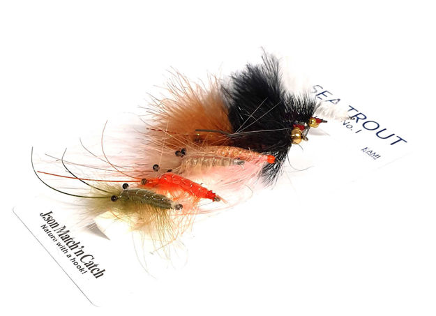 Picture of Sea Trout Mix No.1