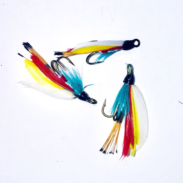Picture of Silver Doctor double hook #12